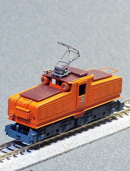黑部峡谷鉄道ED8