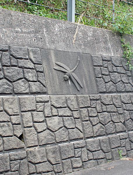 石垣のトンボ