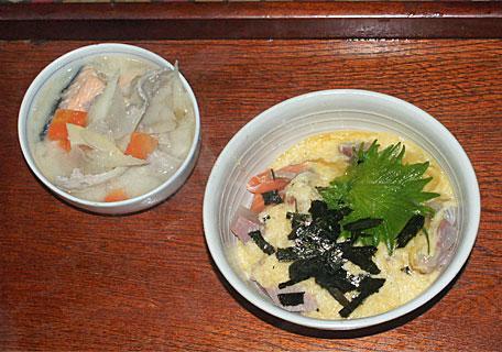 山かけ海鮮丼