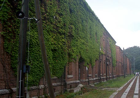 赤煉瓦倉庫